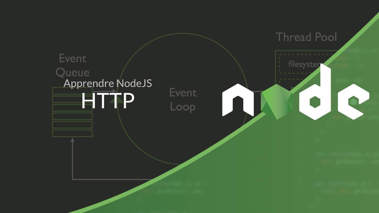 NodeJS : Notre premier serveur web