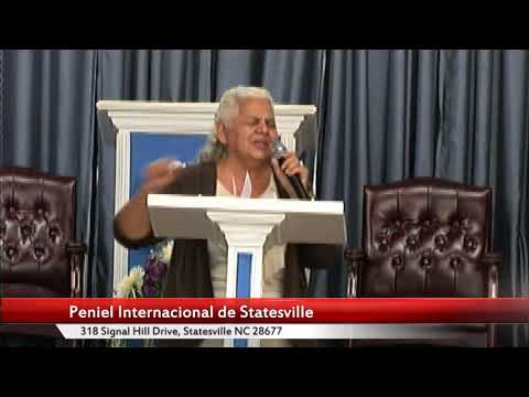 Culto, Iglesia Pentecostes Peniel internacional Statesville NC