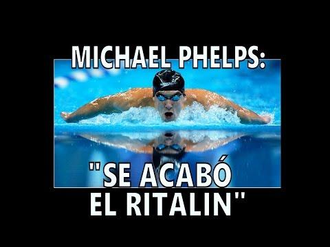 Michael Phelps, el niño de Altas Capacidades que dejó la medicación contra el TDAH