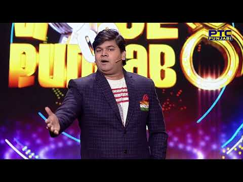 Mukesh Sharma | Comedy Moment | Studio Round 10 | Voice Of Punjab 8 | PTC Punjabi