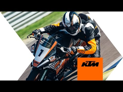 KTM RC 390 CUP - Track day in Sepang  | KTM