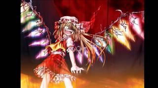 Touhou:Embodiment of Scarlet Devil-Flandre Scarlet Theme Remix
