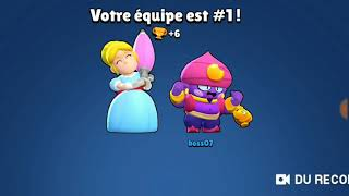 Compilation de top 1 sur brawl star