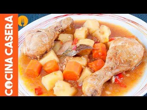 Pollo a la cerveza recetas de cocina youtube - Youtube videos de cocina ...