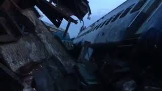 More Than 20 Dead, At Least 40 Injured After Train Derailment in Muzaffarnagar