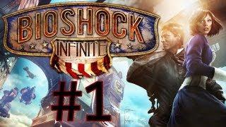 Let's Play Bioshock Infinite Gameplay/Playthrough Part 1
