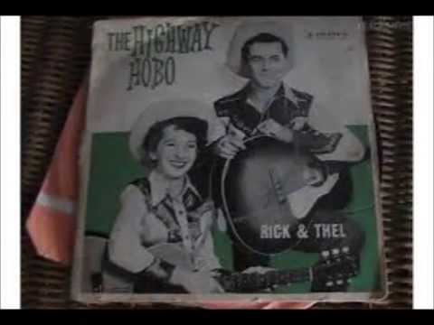 Rick And Thel Carey - Looking Back To See (c.1959).