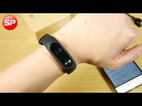 รีวิว Xiaomi Mi Band 2 (บนระบบ iOs)