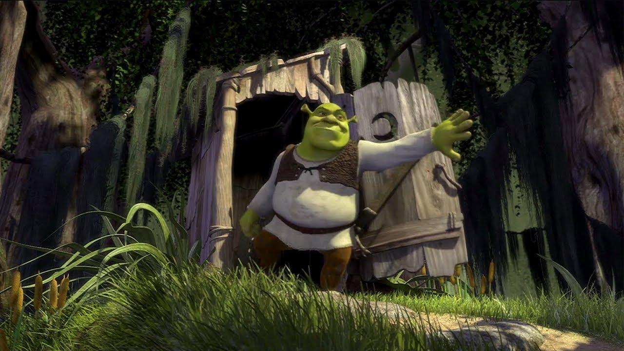 Download Shrek - All star | Intro HD (1080p)
