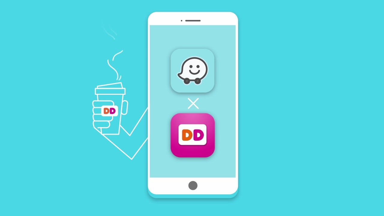 how to order ahead your dunkinu0027 donuts favorites on waze