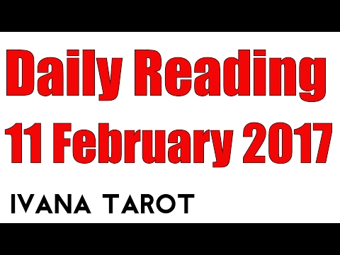 ❤️  IT WILL LAST Daily Reading for 11 of February 2017