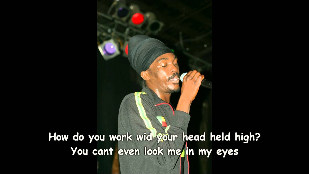 Anthony B How Do You Sleep lyrics - YouTube - photo#19