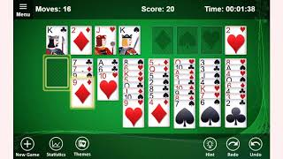 How to play Amazing Freecell Solitaire game | Free online games | MantiGames.com