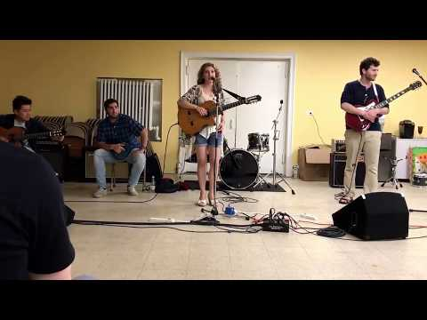 Elizabeth Sage Band, Live at Cornerstone Church, Long Island, June 23, 2017