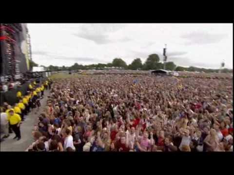 U2- Beautiful Day & Vertigo at Live 8 London