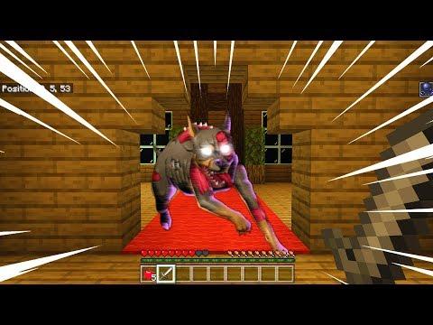 My worst nightmare.. (Scary Minecraft Video)