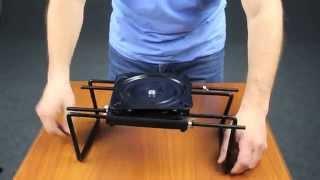Крепление кресла с поворотным механизмом C12565(, 2014-04-15T02:28:18.000Z)