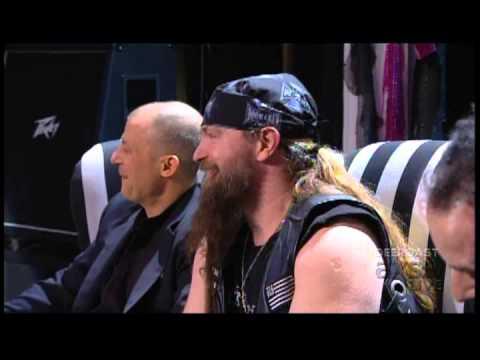 Revolver/Guitar World Rock N Roll Roast of Dee Snider PART 2