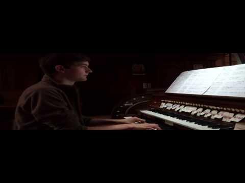 Christian an der Orgel - Let Her Go...