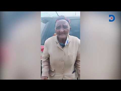 OLD AND TALENTED! 75-year-old woman showcases her gospel songs, English language prowess; she even sings in Latin