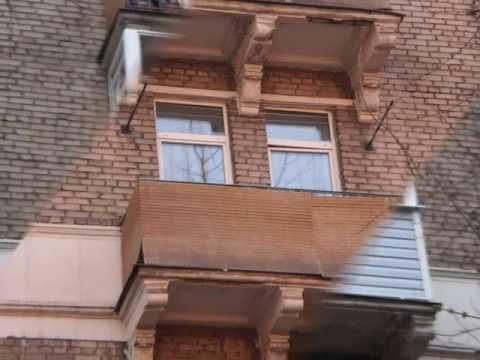 Ремонт сталинского балкона.