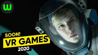 15 Upcoming Vr Games Of 2020  Oculus Rift, Vive, Psvr  | Whatoplay