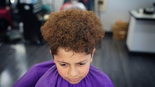 Kids Haircut TRANSFORMATION!!