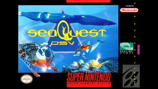 Is SeaQuest DSV [SNES] Worth Playing Today? - SNESdrunk