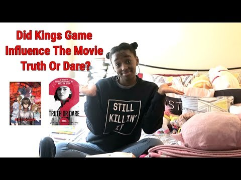 Did The Anime/Manga Kings Game Influence The Movie Truth Or Dare?