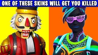 WORST Skins in Fortnite (NEVER USE THESE) | Chaos
