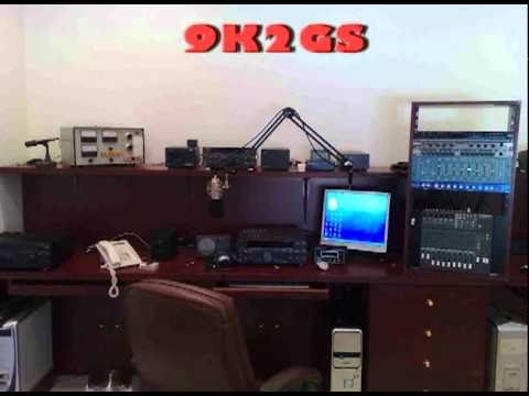 QSO with Kuwait City from QTH