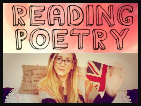 Reading Poetry For Beginners - Tips & Tricks (Part 1)