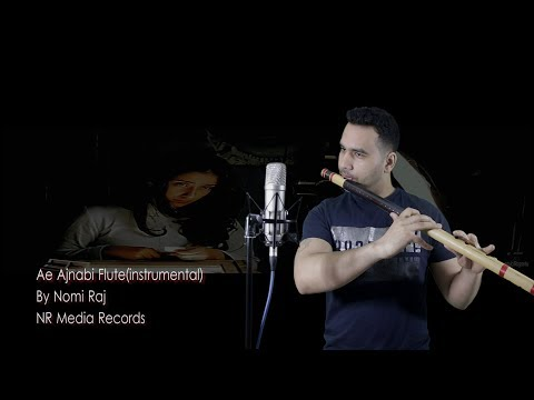 Aye Ajnabi- Dil Se | Flute (Bansuri) Instrumental | Nomi Raj