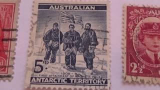 Old/Rare Australian and Australia Postage stamps