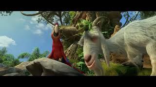 As Aventuras de Robinson Crusoé Trailer 2018