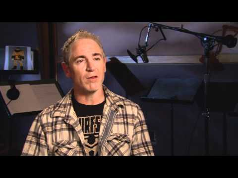 Justice League-Doom Carlos Alazraqui Interview 1
