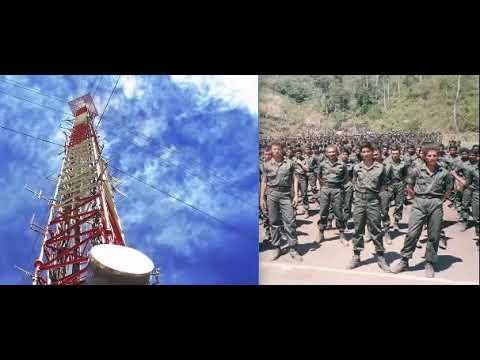 """Radio 15 de Septiembre -- Nov. 7, 1984 (Nicaragua """"Contra"""" radio station)"""