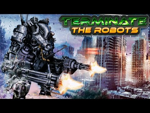 Terminate The Robots - Android HD Gameplay Video