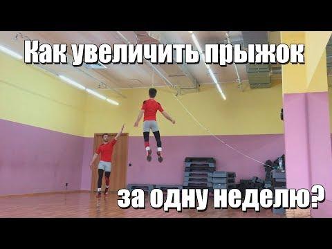 Как научиться высоко прыгать в высоту