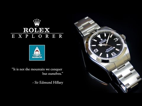 Rolex Explorer 214270 - Full Review