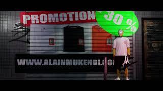 ALAIN MUKENDI - -30% OFF ON www.alainmukendi.com