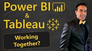 Power BI vs. Tableau: How to make them work together!