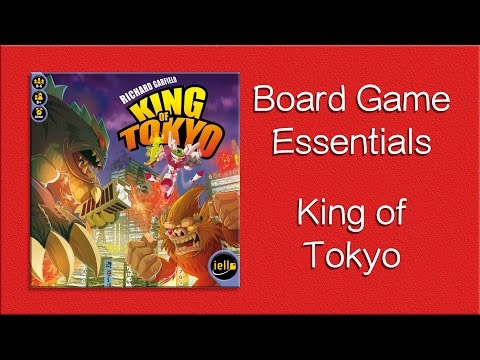 king of tokyo regler