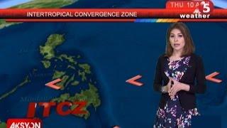 Mindanao, inuulan dahil sa ITCZ