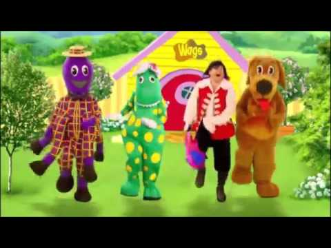 The Wiggles _ We,re all friends