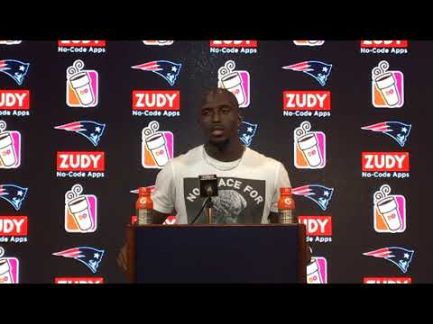 Devin McCourty explains why some New England Patriots knelt for national anthem