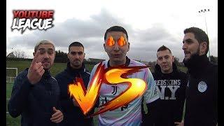 YOUTUBE LEAGUE #1 UCHIWA UNITED VS TODAY IT'S FOOTBALL !!