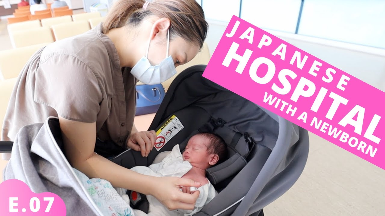 1-Week-Old Newborn returning to a Japanese Hospital E.07