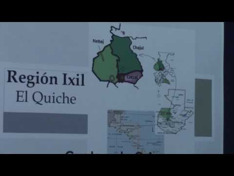 NAIS Presents: A Talk by Maya-Ixil Leaders from Guatemala- Part One