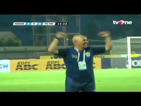 Goals Raphael Maitimo Persib Bandung vs....